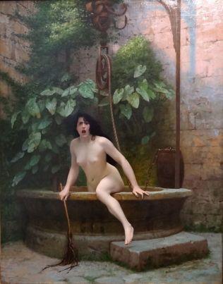 Jean_Léon_Gerome_1896_La_Vérité_sortant_du_puits Foto: wikipedia