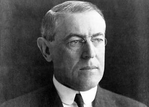 Woodrow Wilson Foto: wikipedia