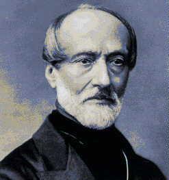 Giuseppe Mazzini Foto: wikipedia