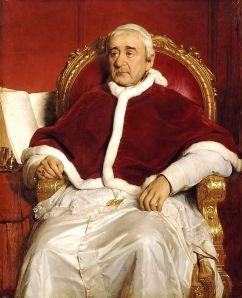 Papa Gregorio XVI Foto: wikipedia