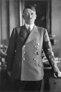 Foto: wikipedia Adolf Hitler