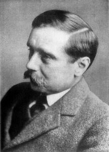Foto: wikipedia H.G. Wells