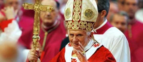Foto: wikipedia Benedicto XVI
