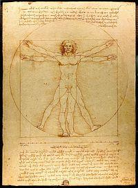 Hombre de Vitruvio 1490 wikipedia