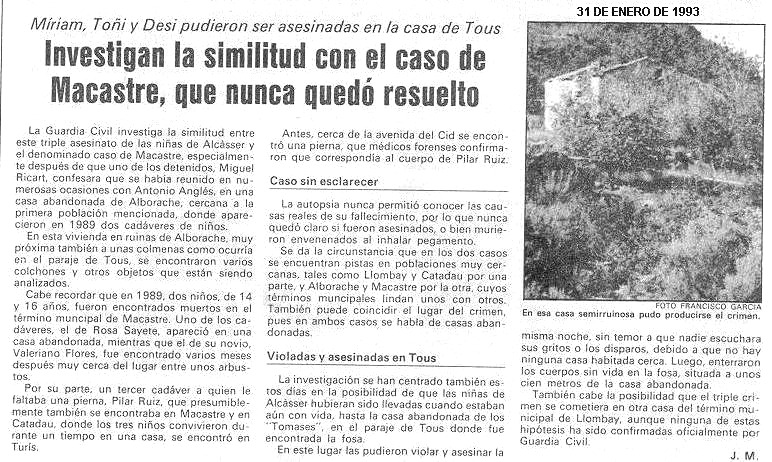 Titular prensa 1993