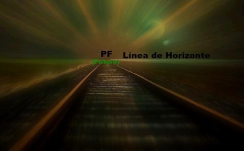 Un camino lineal.