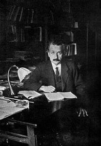 Albert Einstein (1920)