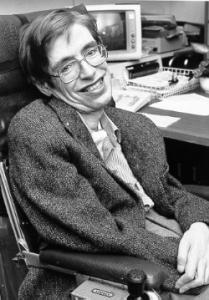 Stephen Hawking (1980)
