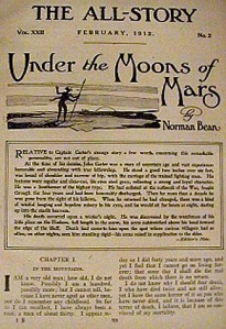 Portada: Under The Moon of Mars