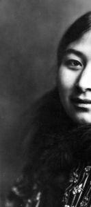 Mujer Inuit 1907
