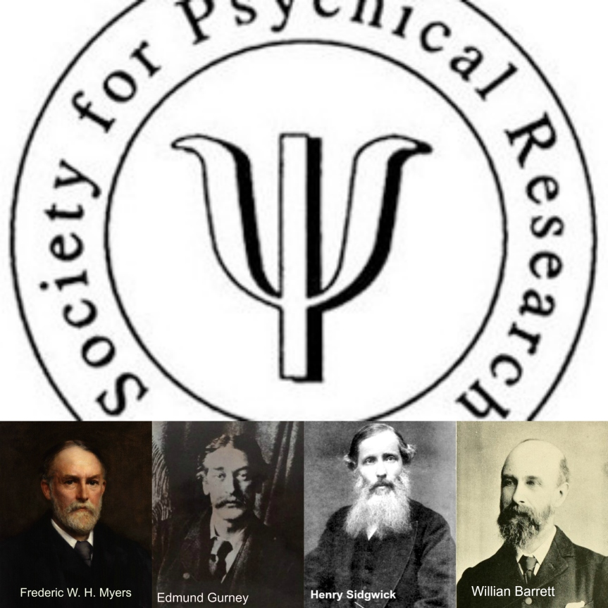 Miembros fundadores de la Society for Psychical Research (Inglaterra 1882)