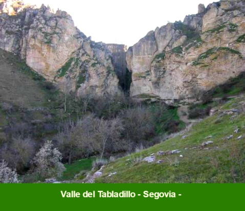 Valle del Tabladillo